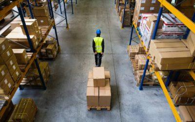 Die Abwechslung im Logistikstudium – Exkursion ins Amazon-Werk Pforzheim